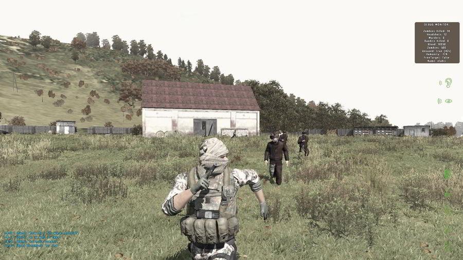 The Diary of a Survivor