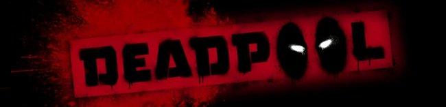 Deadpool announcement logo.