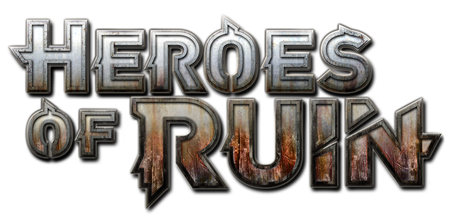 Heroes of Ruin logo