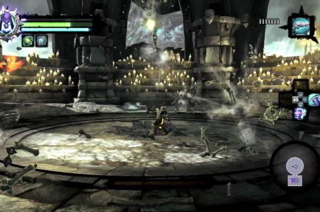 Darksiders 2: Bone Giant Boss Fight Guide