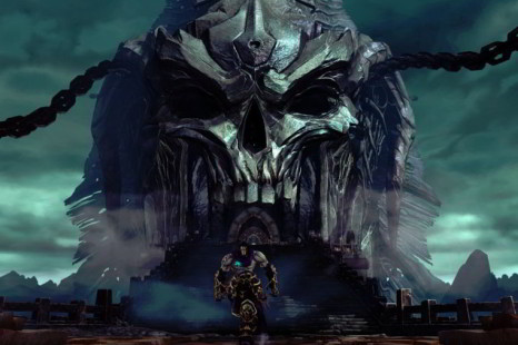 Darksiders 2: Corrupted Custodian Boss Fight Guide