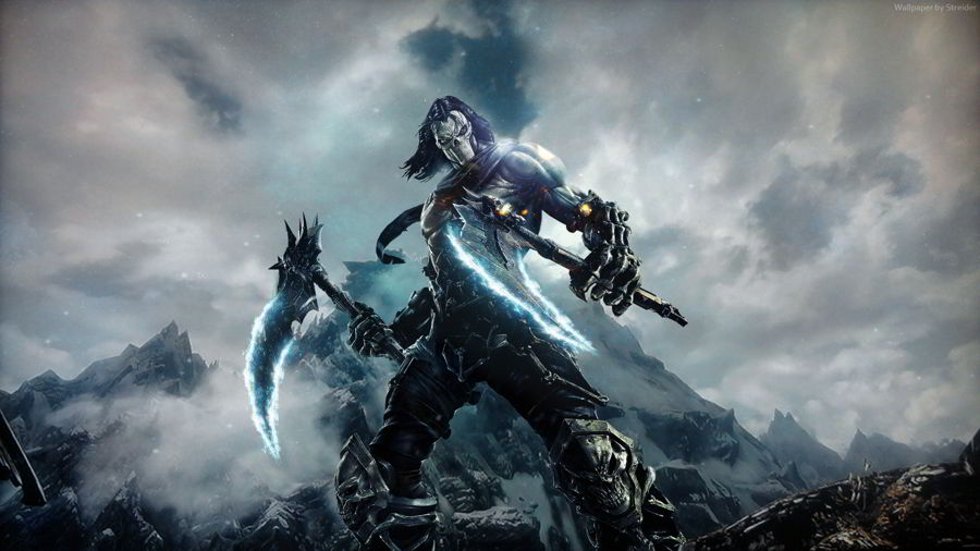 Darksiders 2: Forge Lands Side Quest Guide