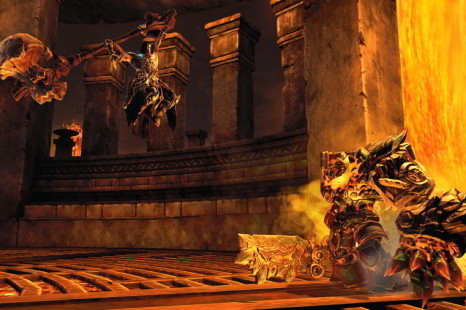 Darksiders 2: Ghorn Boss Fight Guide