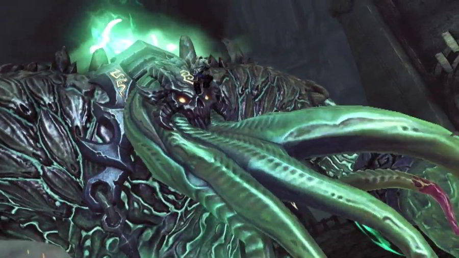 Darksiders 2 The Wailing Host Boss Fight Guide