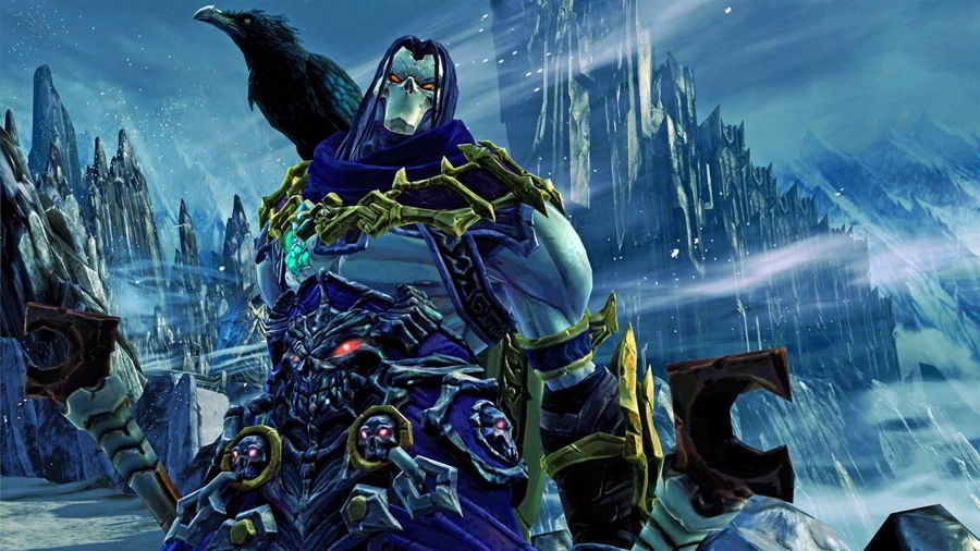 Darksiders 2: War Boss Fight Guide