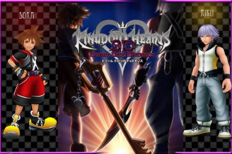 Kingdom Hearts 3D Wargoyle Walkthrough