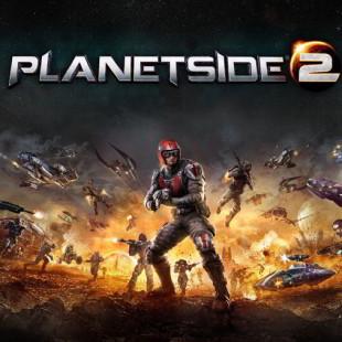 PlanetSide 2 Preview