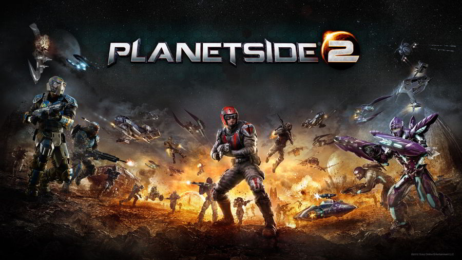 PlanetSide 2 Preview