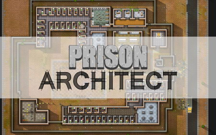 Prison Architect Preview