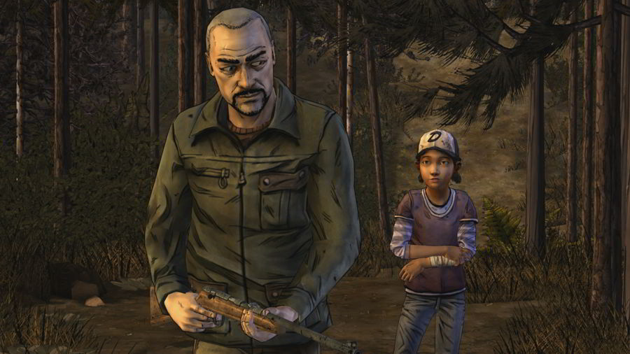 The Walking Dead Guide Long Road Ahead Guide Chapter 4