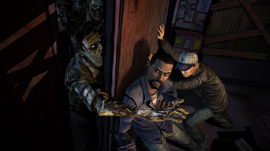 The Walking Dead Guide Long Road Ahead Guide Chapter 5