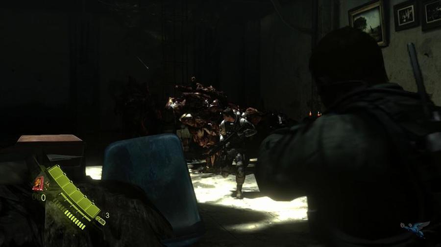 Resident Evil 6 Guide Chris Chapter 2 Guide 7