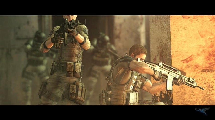Resident Evil 6 Guide Chris Chapter 3 Guide 2