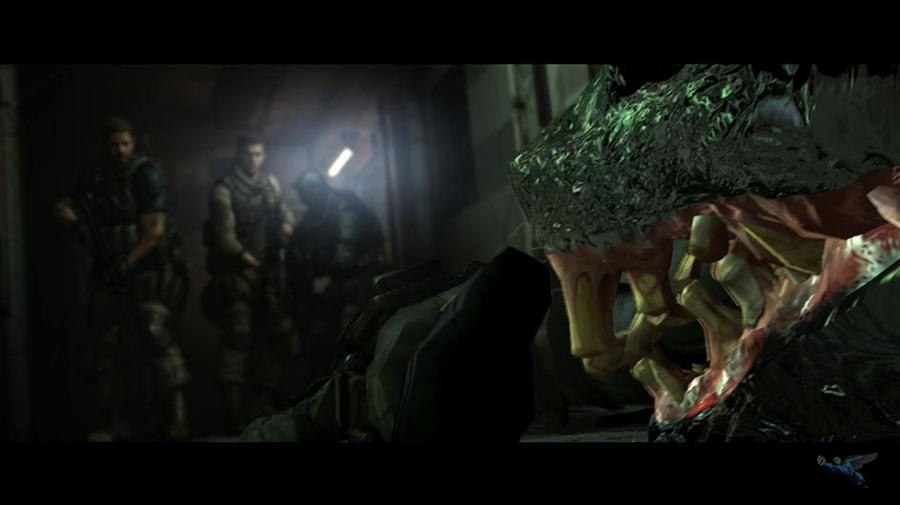 Resident Evil 6 Guide Chris Chapter 3 Guide 3