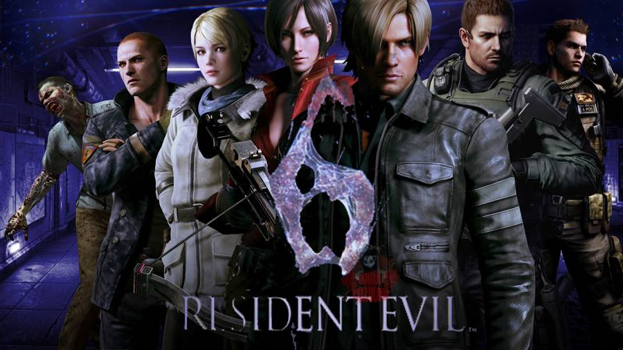 Resident Evil 6 Guide Leon Chapter 2 Cathedral Puzzle Guide