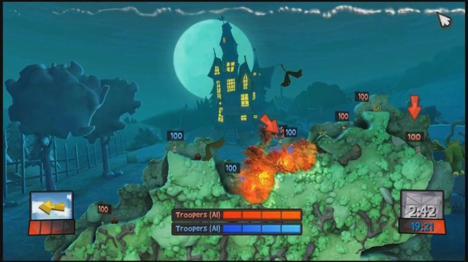 Worms Revolution Review