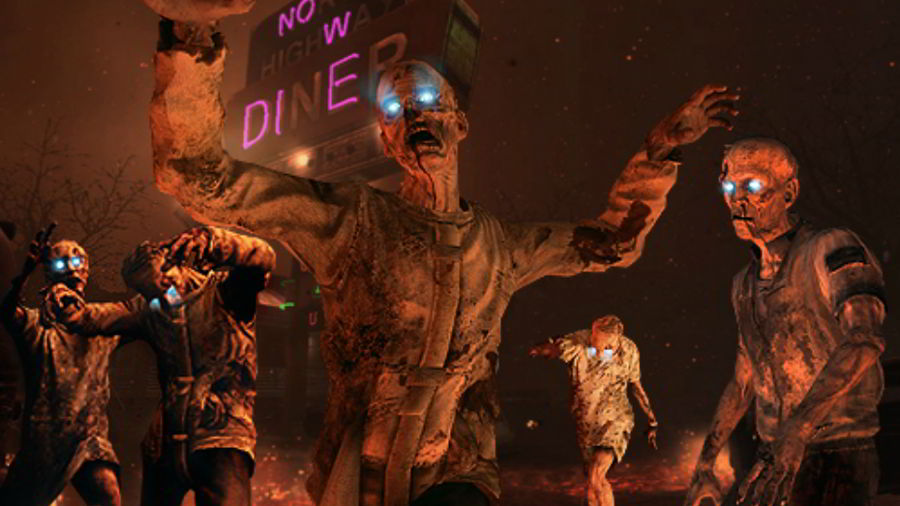 Call Of Duty Black Ops 2 Review - Zombies