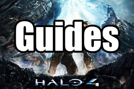 Halo 4 Guide: Domain Terminal Locations Guide