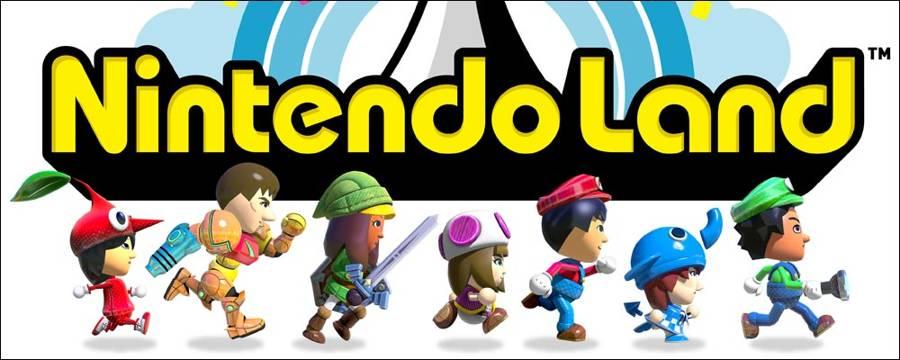 Nintendo Land Guide