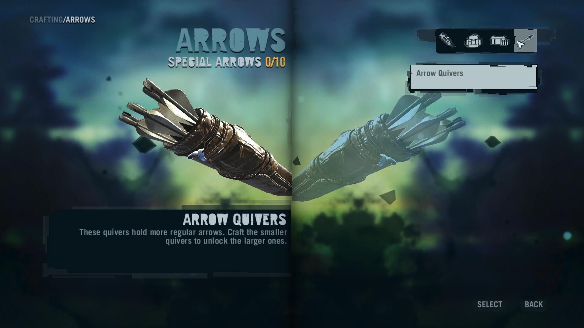 Far Cry 3 Arrows