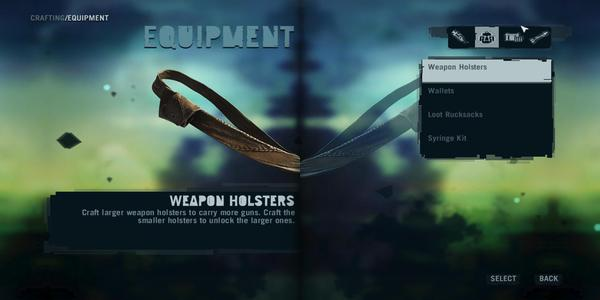 Far Cry 3 Equipment