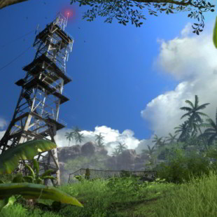 Far cry 3 dry palm storage depot radio tower guide.