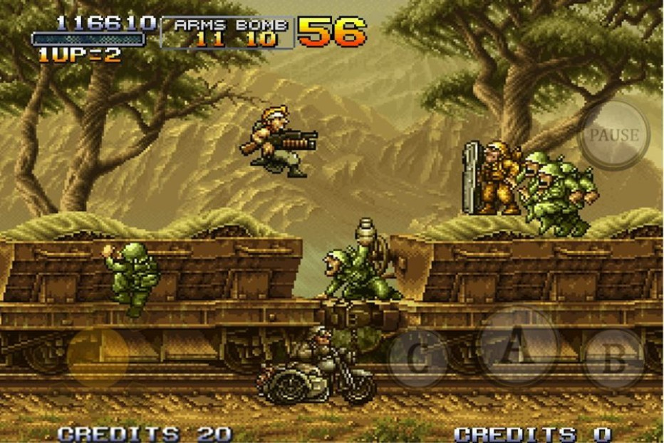 Metal Slug iOS Review