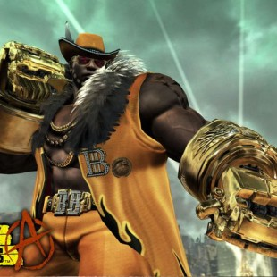 Anarchy Reigns Gets Some PR Help from the Blacker Baron