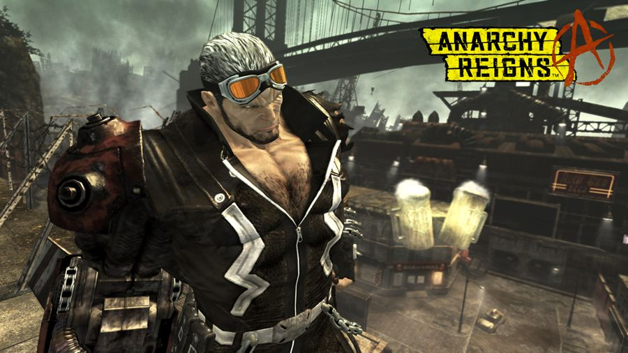 Anarchy Reigns Review: A Colorful Battle