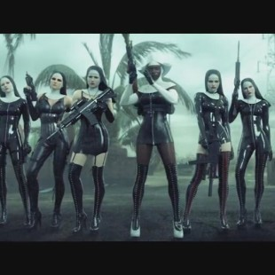 Cosplay Wednesday: Hitman: Absolution's Saint