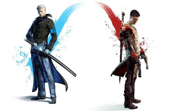 Dmc devil may cry vergil boss guide voltagebd Choice Image