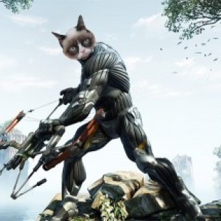 Suck My Controller: Crysis 3, The PlayStation 4 Announcement & Trolls