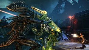 Aliens Colonial Marines Review 2