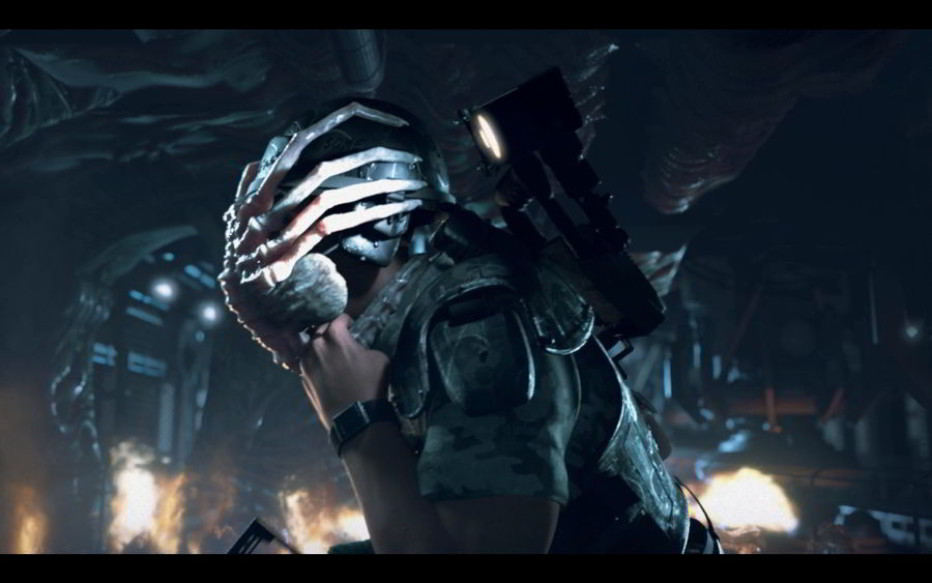 aliens colonial marines campaign review