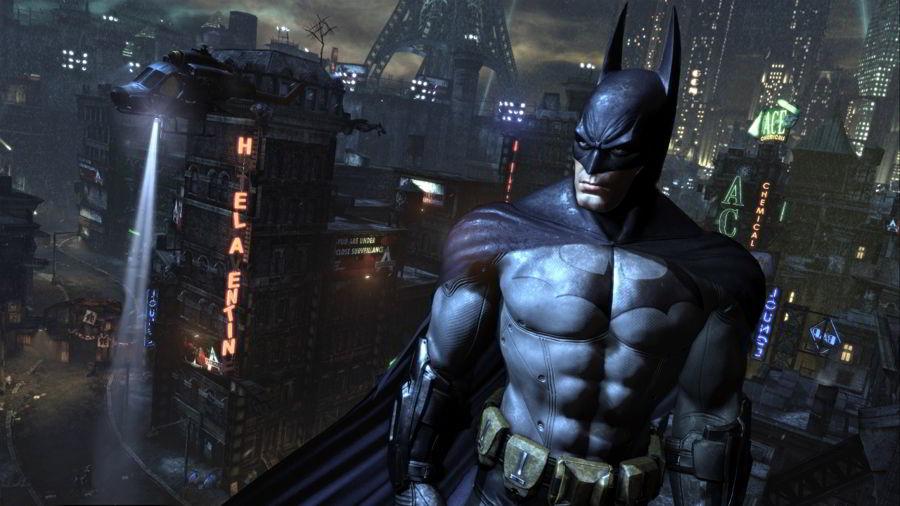 Batman Arkham City Freebie Friday Giveaway