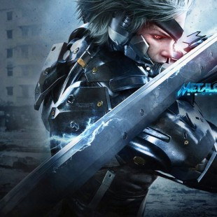 Cosplay Wednesday – Metal Gear Rising's Raiden