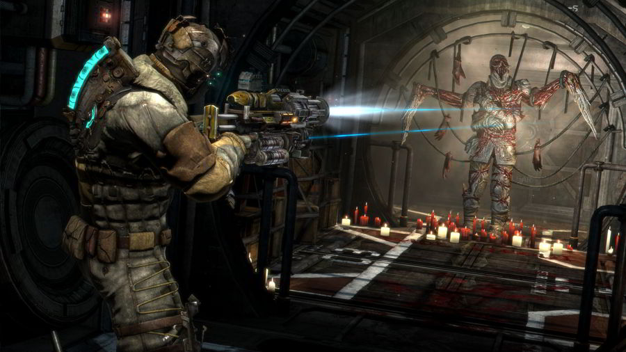 Dead Space 3 Artifact Collectibles Guide Chapter 1