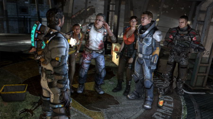 Dead Space 3 Artifact Collectibles Guide Chapter 10