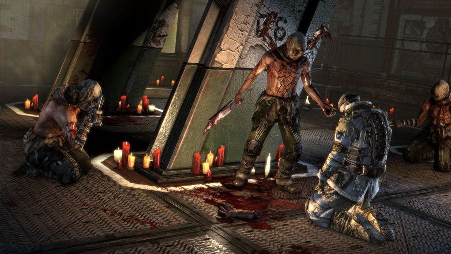 Dead Space 3 Artifact Collectibles Guide Chapter 2