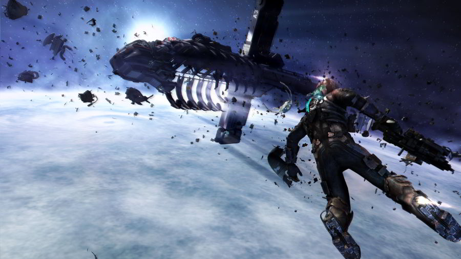 Dead Space 3 Artifact Collectibles Guide Chapter 4