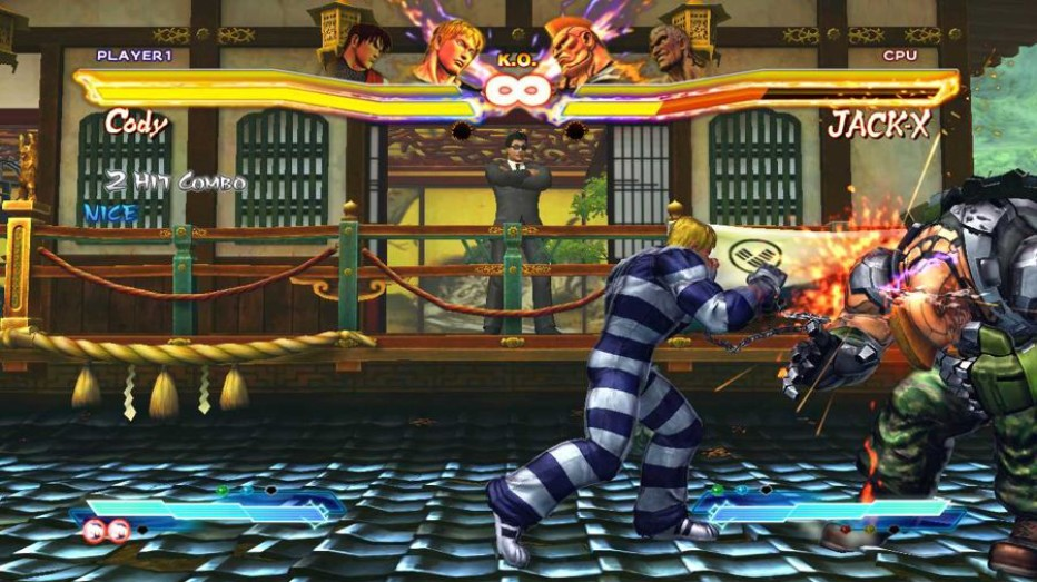 Street Fighter X Tekken v2013 Review