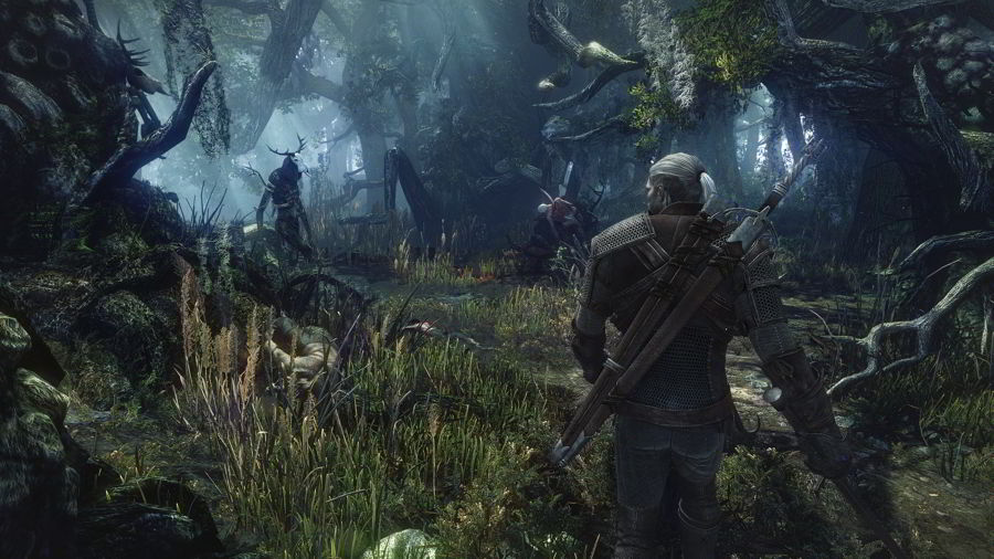 The Witcher 3 Wild Hunt Confirmed For The Playstation 4