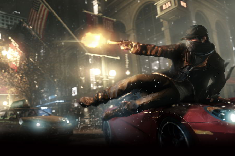 Watch Dogs Announced As Launch Title For PlayStation 4
