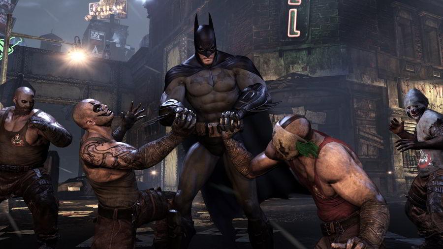 Win A Free Copy Of Batman Arkham City