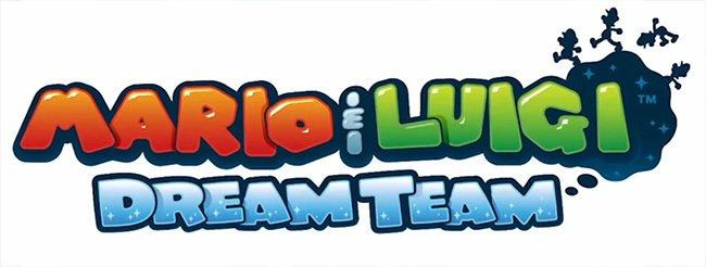 mario and luigi dream team