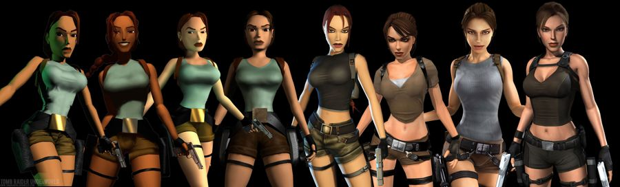 Cosplay Wednesday - Tomb Raider's Lara Croft