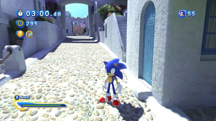 Sonic Unleased Project Adds Entire Game to Generations