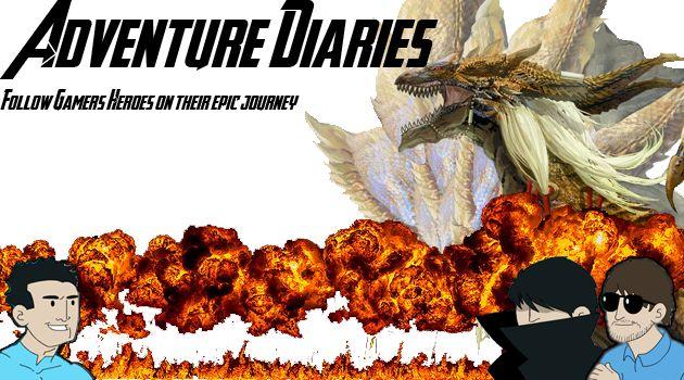 Adventure Diaries