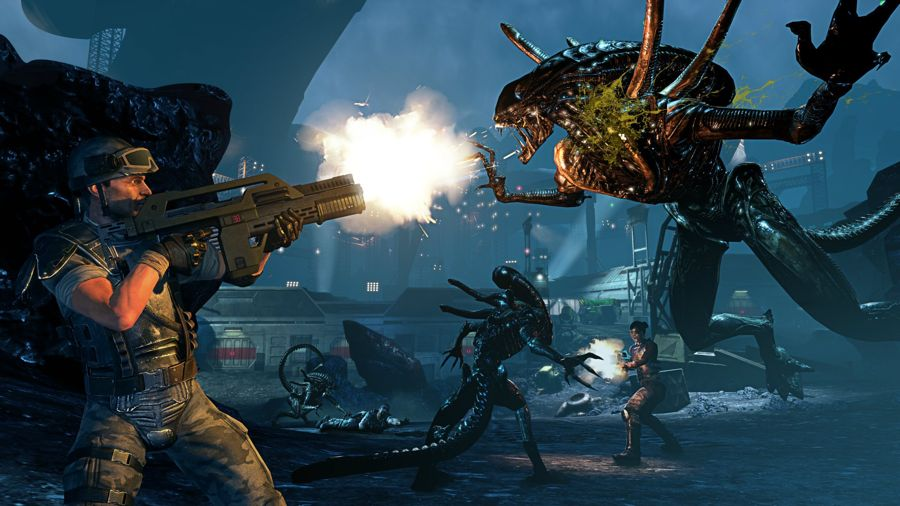 Latest  Aliens Colonial Marines News