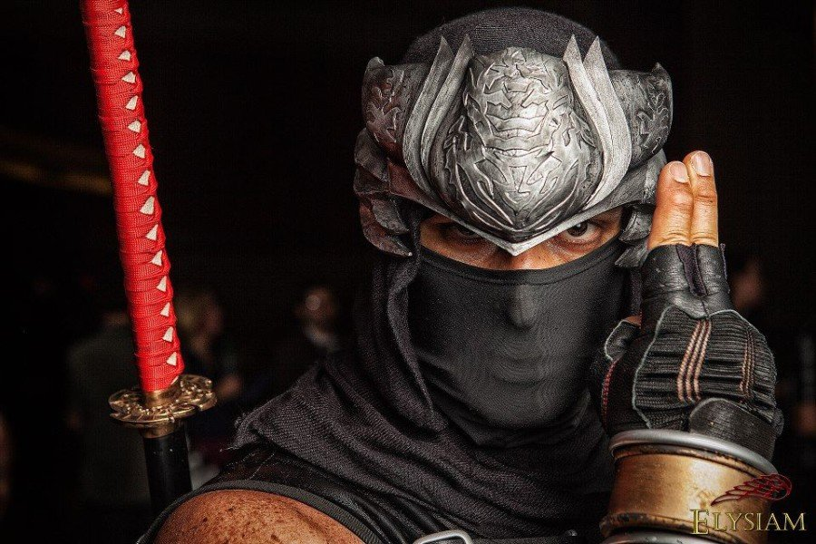 Cosplay Wednesday - Ninja Gaiden's Ryu Hayabusa